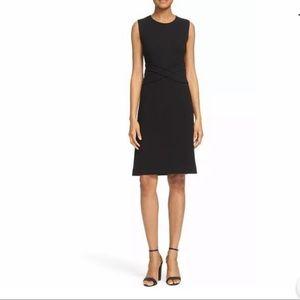 DVF EVITA DRESS NWT BLACK